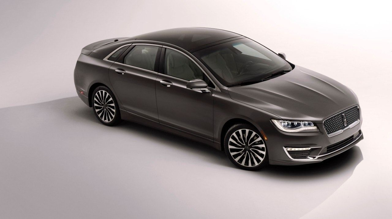 2021 Spy Shots Lincoln Mkz Sedan Performance and New Engine