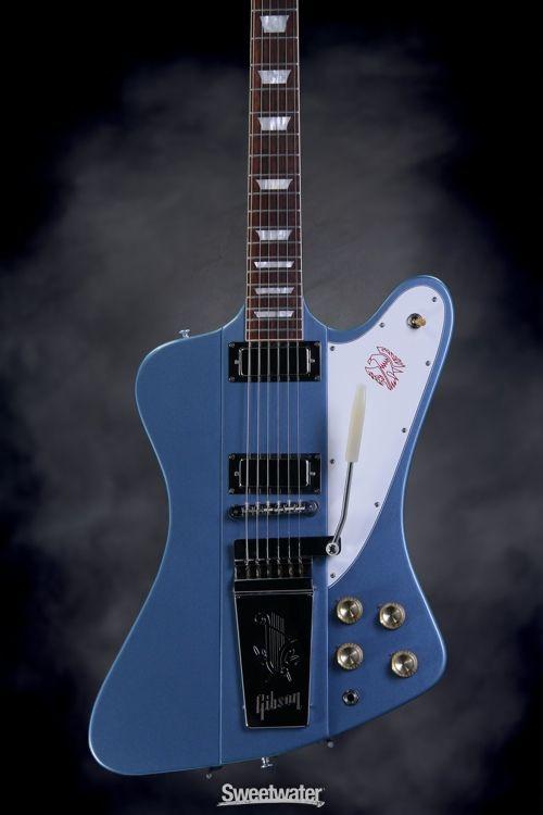 Gibson Custom Firebird V (Pelham Blue) | Guitars \'n Gear | Pinterest