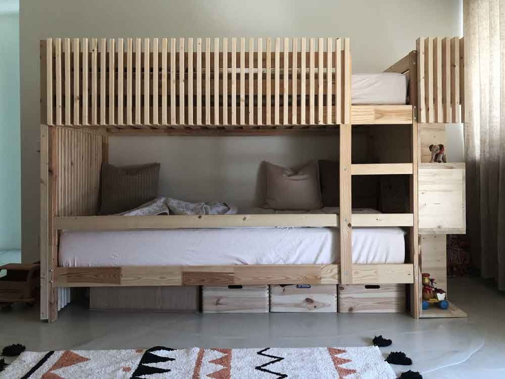 Ikea Etagenbett Mydal : Diy bedroom toddler bunk beds kids und ikea bed