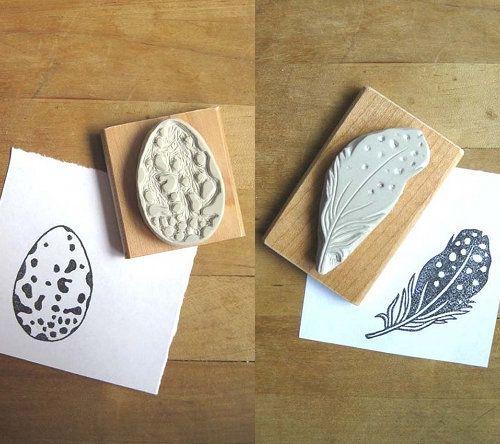 DIY sellos.