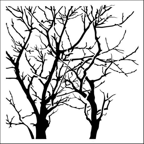 Trees branches reversed 6