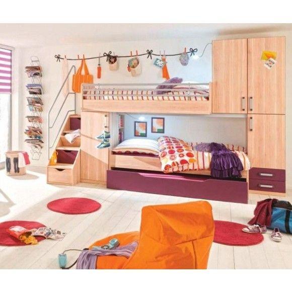 jugendzimmer mit etagenbett beste markenqualit t von prenneis kinder und jugendzimmer. Black Bedroom Furniture Sets. Home Design Ideas