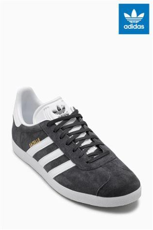 Adidas originali grigio scuro gazzella ben 2018 aprile + pinterest