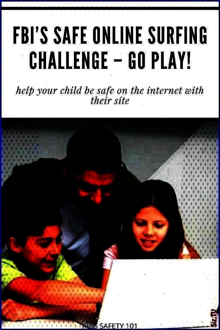 Internet safety tips for kids The FBI  s Safe Online Surfing SOSto teach your kids internet safety