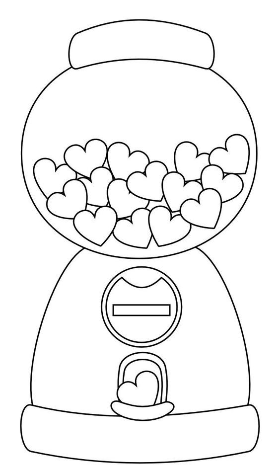 Pin By Valentines Day On Valentines Day Coloring Coloring Pages