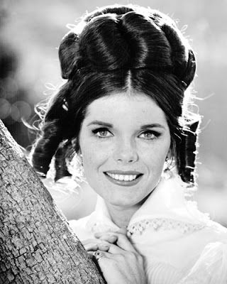 "Vintage Glamour Girls: Samantha Eggar in "" Doctor Dolittle """