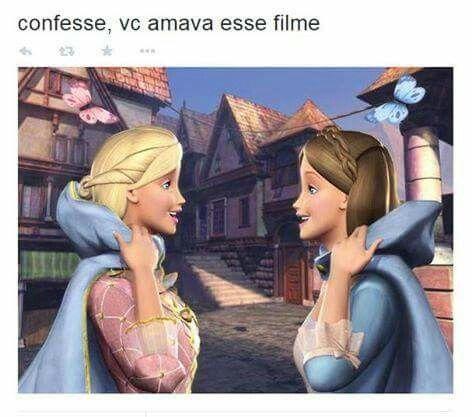 A Princesa E A Plebeia Filmes Da Barbie A Princesa E O Plebeu
