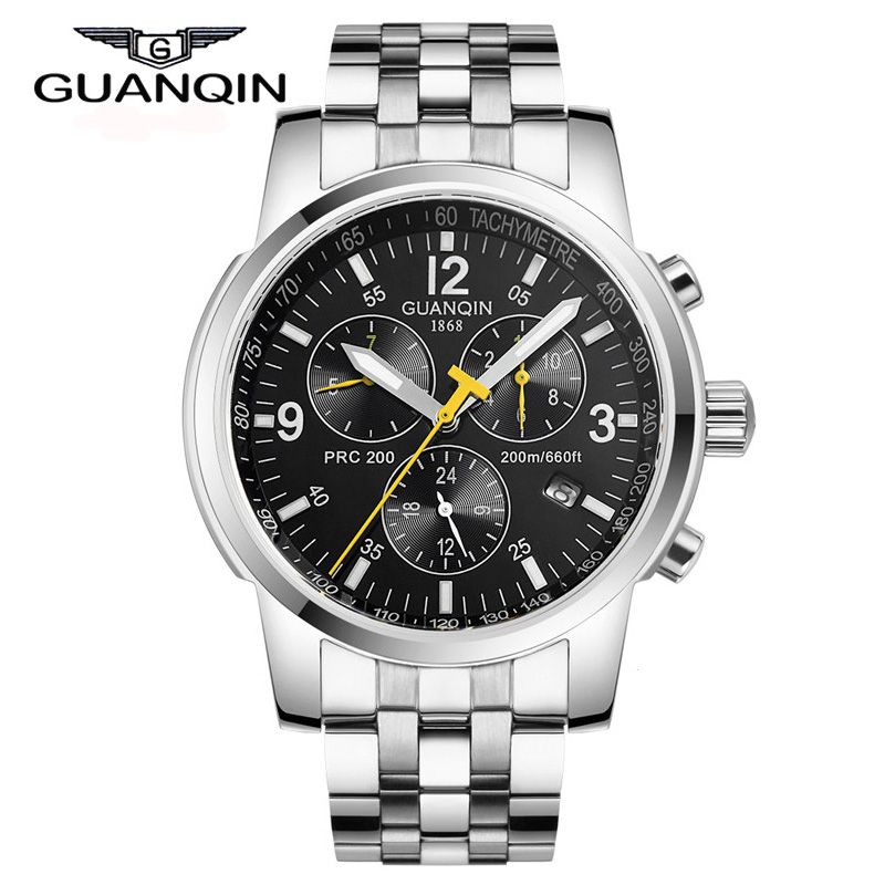 lo confieso me declaro admirador de los relojes guanqin con esta marca he descubierto