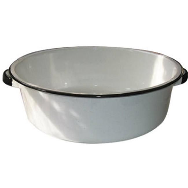 Granite Ware 6416-4 White Dish Pan, 15 Quart #dishware