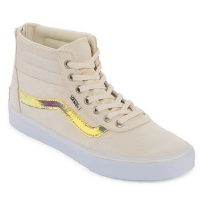 cab6713ab0 Buy Vans® Milton High Top Zip Womens Skate Shoes at JCPenney.com today and  enjoy great savings.