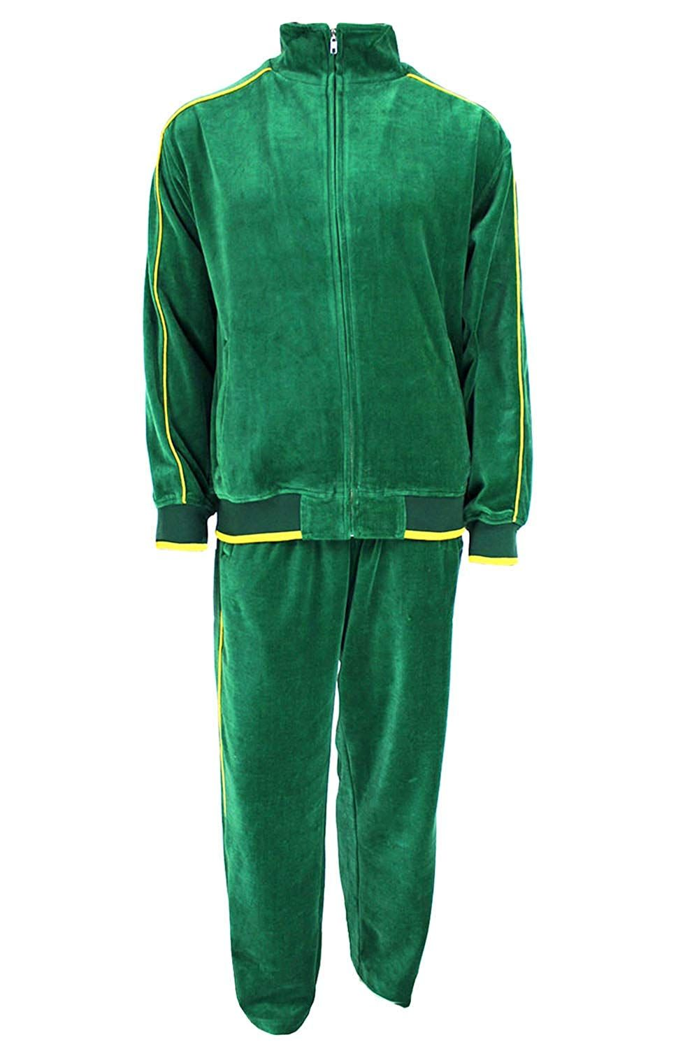 70s Workout Clothes 80s Tracksuits Running Shorts Leotards Sweatsedo Mens Velour Tracksuit 129 In 2020 Mens Velour Tracksuit Mens Clothing Styles Velvet Tracksuit