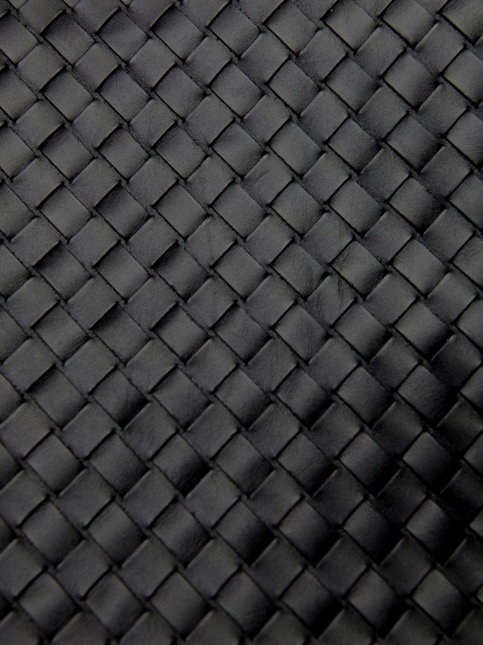 Black leather chair texture - Black Leather