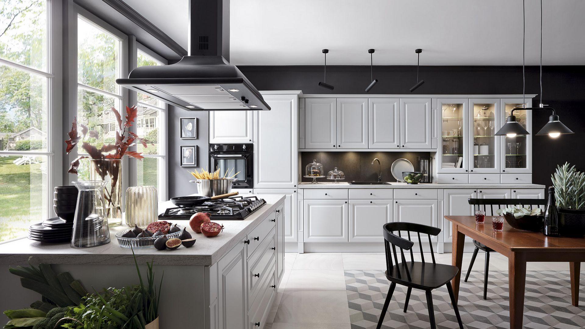7 Pomyslow Na Biala Kuchnie Best Kitchen Designs Kitchen Design Home