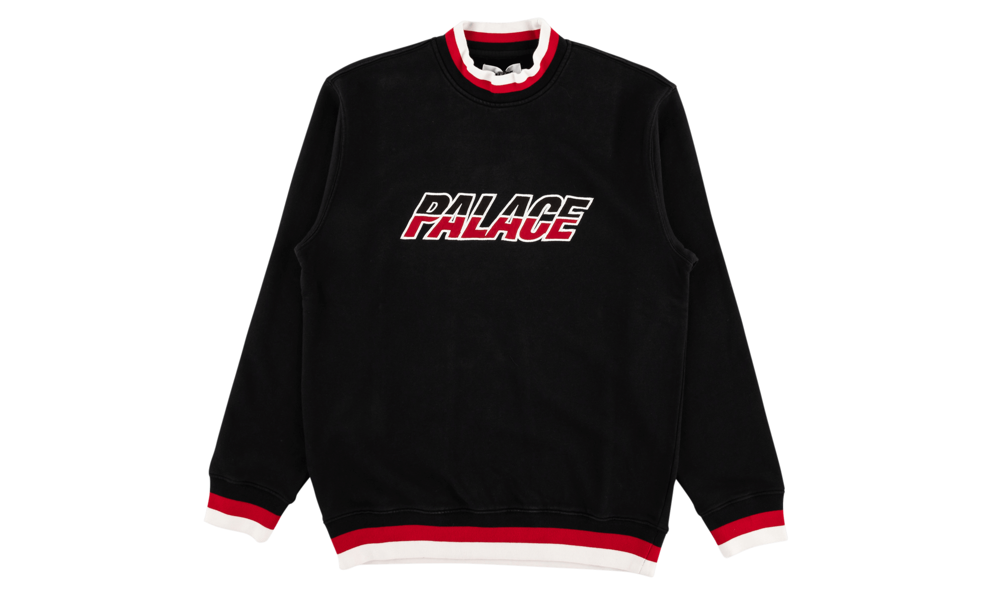 Palace x adidas Originals Fleece Crew | Gray | Crewnecks