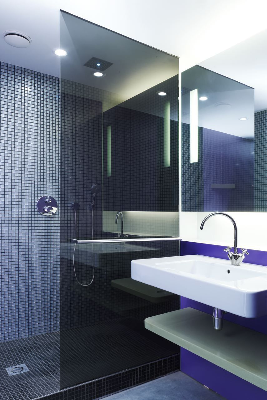 View examples of commercial bathroom design and trends ...