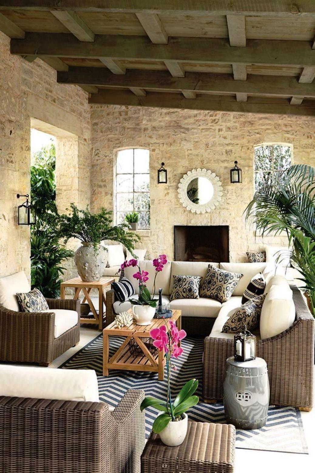 Ballard Designs Outdoor Furniture Mesas