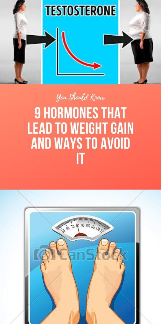 Photo of 9 Hormones That Lead To Weight Gain And Ways To Avoid It