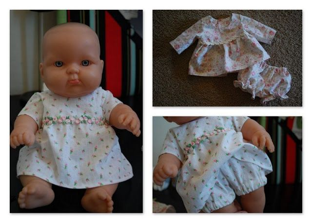 The Blueberry Moon: Nakey Baby ( doll clothes). Pattern in downloads ...