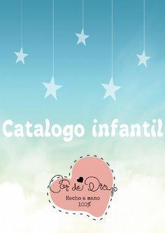 Catalogo infantil CordeDrap  Complementos para bebes, hechos a mano, ideales para el día a día.