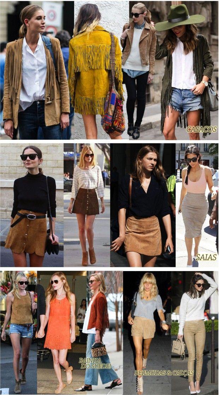 LOOK DO INVERNO: CAMURÇA, CHAMOIS E SIMILARES - Fashionismo