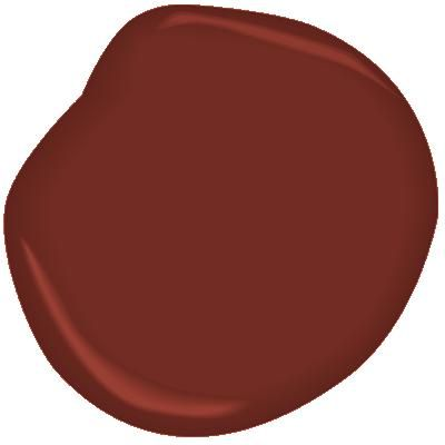 Country Redwood Pm 16 Benjamin Moore Red Paint Colorscabin