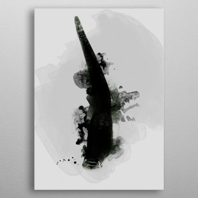 Through the Painting by 3M Pictures | metal posters - Displate | Displate thumbnail