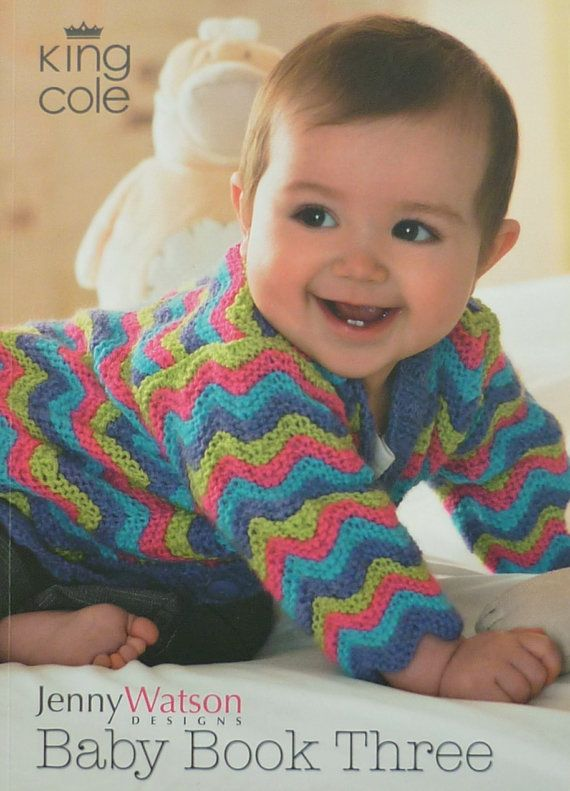Baby Knitting Pattern Pattern Book Baby Book 3 Knitting Book Dk