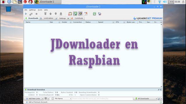Instalar JDownloader en la Raspberry Pi #Tutoriales #Guia #JDownloader