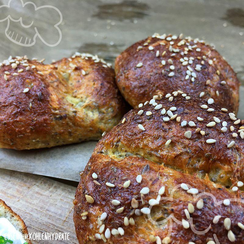 Photo of Low-Carb Chia-Eiweißbrötchen – Low Carb Rezepte