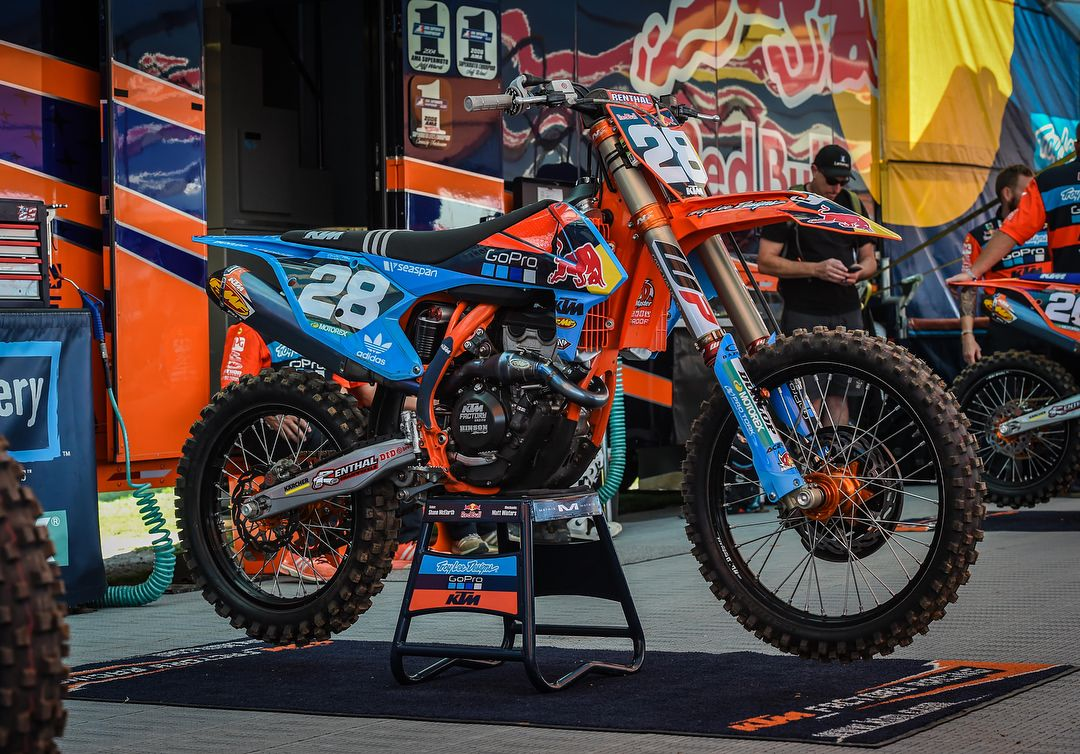 4 926 Likes 10 Comments Troy Lee Designs Moto Tld Moto On Instagram After This Afternoon S Qualifying S Ktm Motocross Enduro Motocross Motocross Love