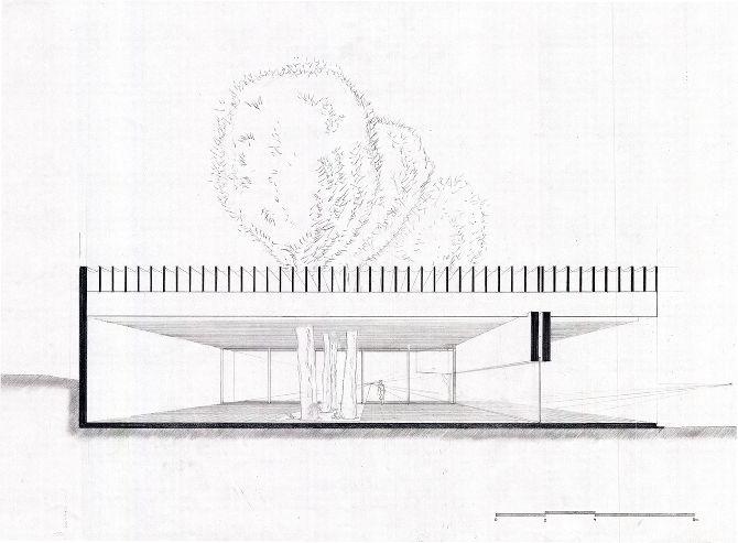 Sverre fehn nordic pavillion sverre fehn pavilion for Architettura moderna case