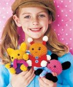 2000 Free Amigurumi Patterns: Too cute bunnies
