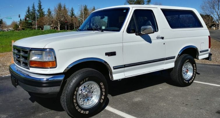 The Top 20 Ford SUVs of AllTime (With images) Large suv