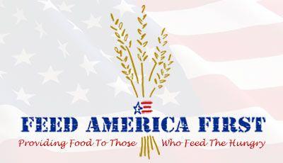 Feed America First Christian Organizations Christian Charities Feeding America
