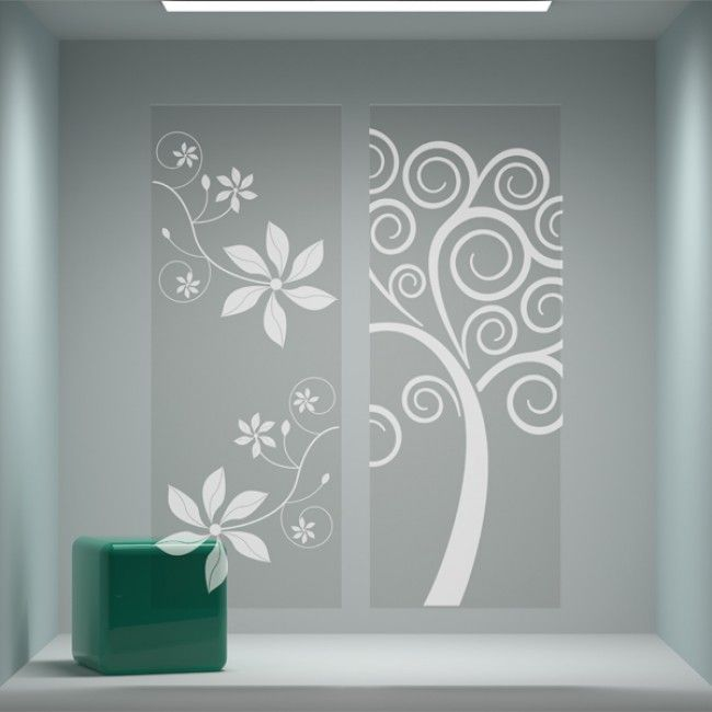 Vetri trasparenti o satinati, bianchi o colorati, vetri ...