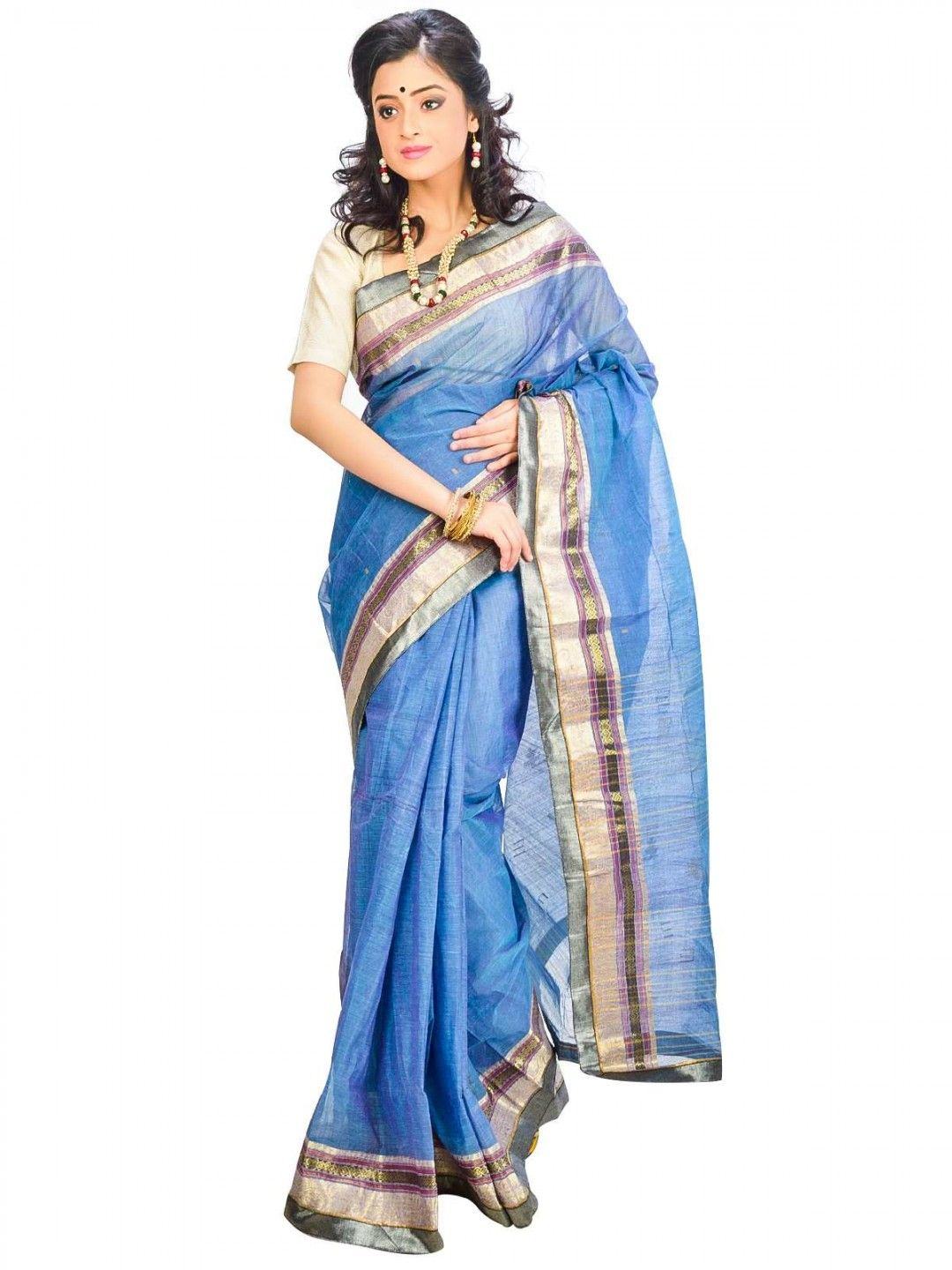 b903b6a92 Blue Color Self Design Saree - Online shopping to buy blue color self  design indian ethnic wear fashion saree with unstitched blouse piece -  dsch013 in ...