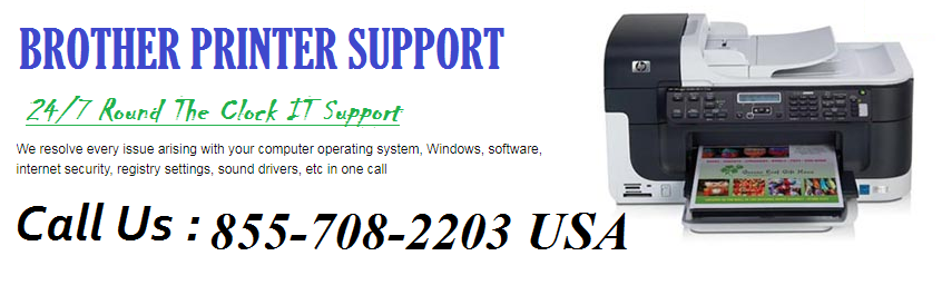 Call Us At Our Toll Free Number 855 708 2203 Brother Printer Customer Support Number And Get The Solution Right A Way We Valu Brother Printers Printer Brother