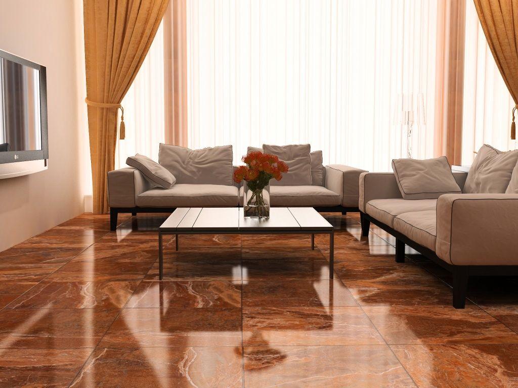 Imagen de pisos y azulejos de salas de estar ideas para for Porcelanato interceramic