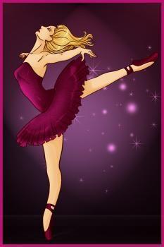 رسم راقصة باليه Dance Dancing Drawings Easy Drawings
