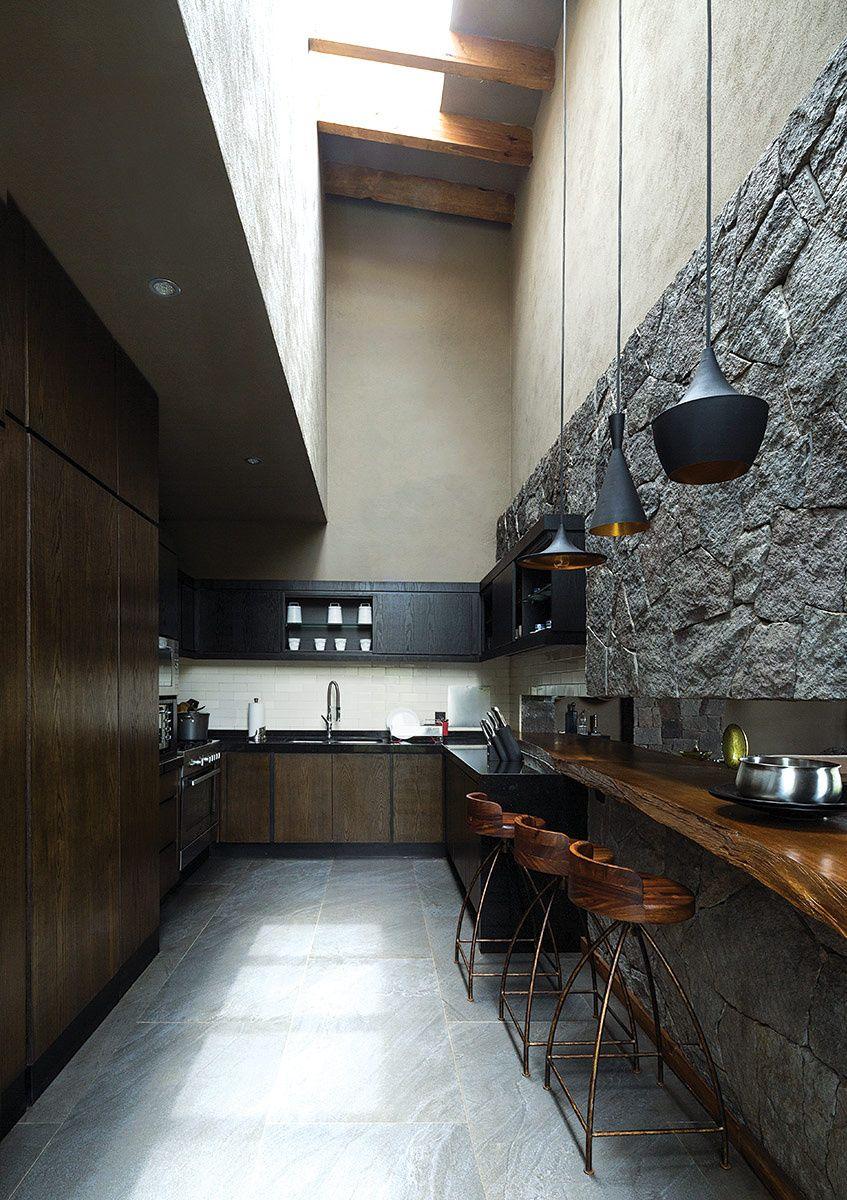 Casa En Valle De Bravo Por Luciano Gerbilsky Galer As De Fotos  # Muebles Valle De Bravo
