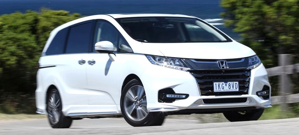 30 2018 Honda Odyssey towing Capacity In7h di 2020