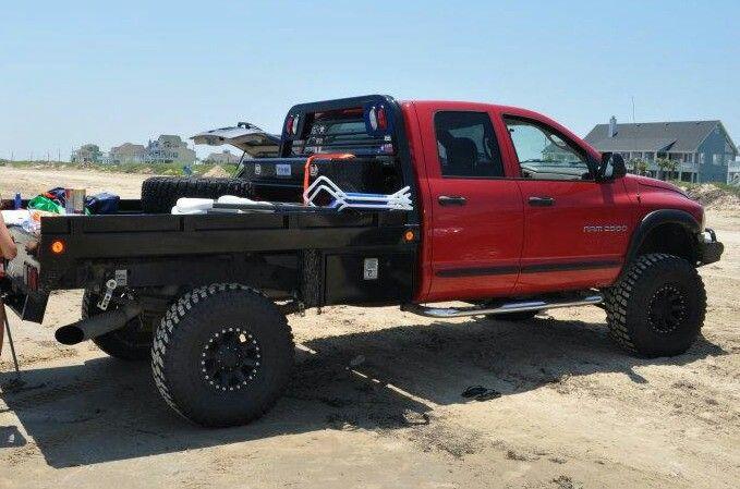 Flatbed Dodge Truck Flatbeds Farm Trucks Dodge Cummins
