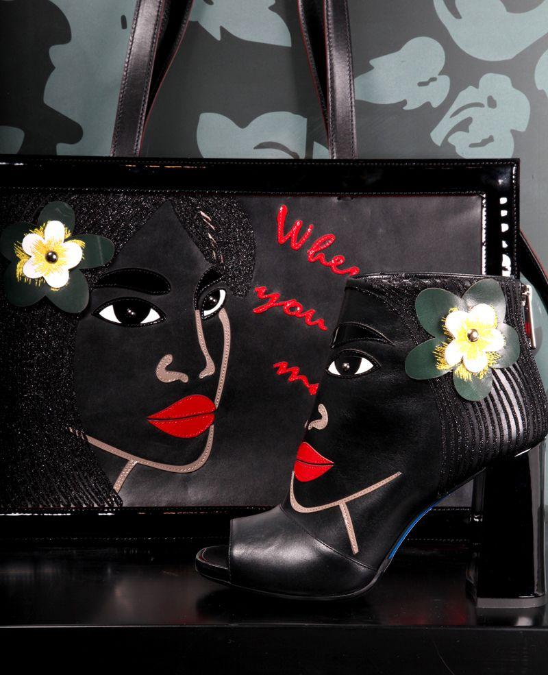 Scarpe Sposa 2016 Prezzi.Loriblu 2019 2020 Catalogo Scarpe E Stivali Total Black Shoes