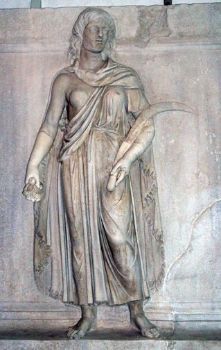 Amazon Harvester Roman Museum Roman Sculpture Ancient Rome Roman