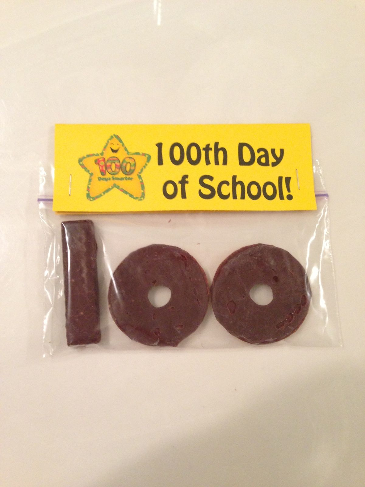 100th Day Snack With Images