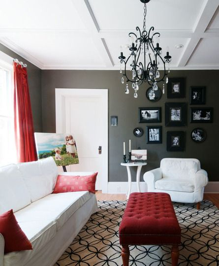 Best Of The Week 9 Instagrammable Living Rooms: White And Taupe And Other Colors