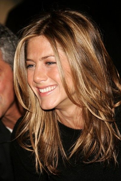 If I Cant Have Her Hair Could Please Color Jennifer Aniston FriendsJennifer