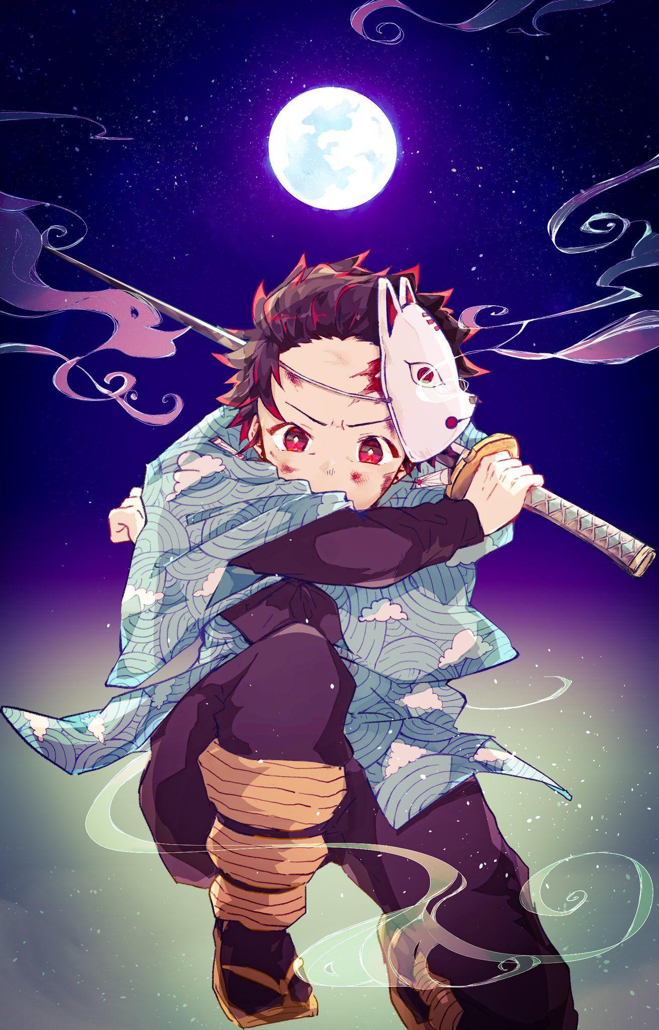 Pin de blck• em 鬼滅の刃 Personagens de anime, Estilo anime