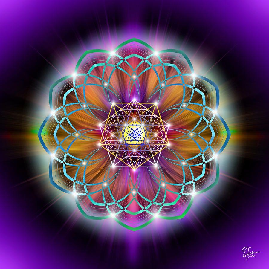 Sacred Geometry 213 Endre Balogh