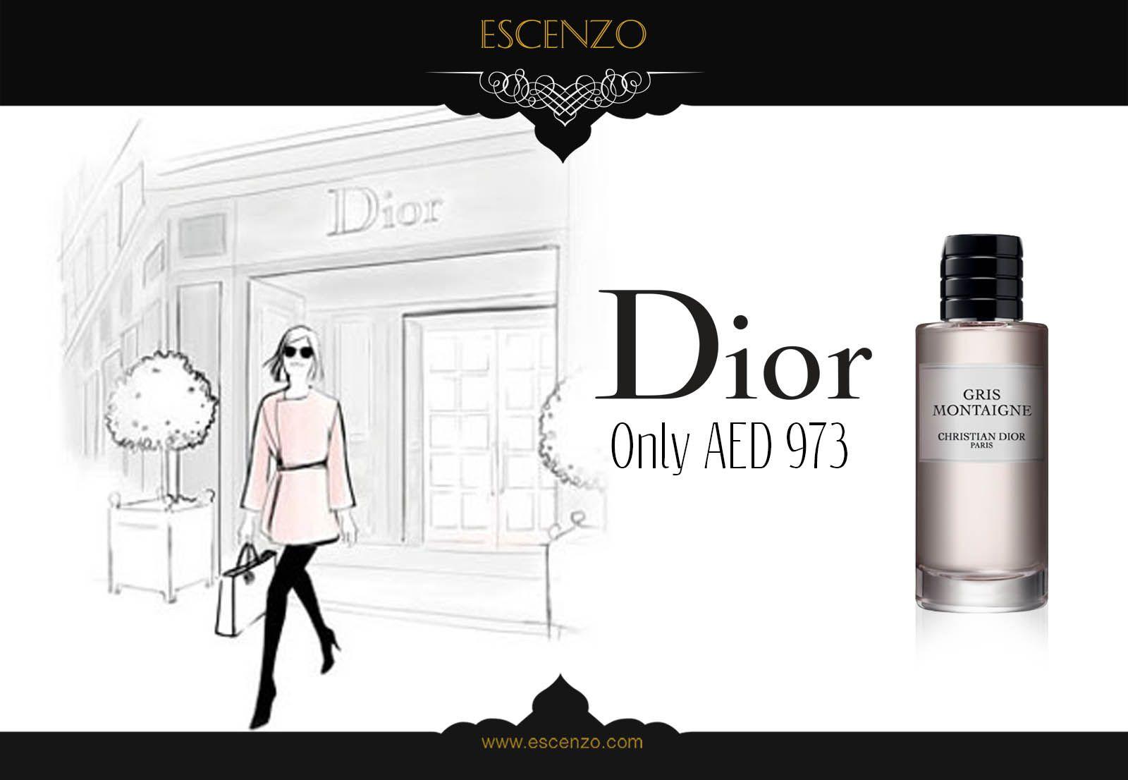 Gris Montaigne Christian Dior gris montaignedior is a chypre floral fragrance for